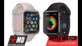 Apple Watch Cracked Screen Repair