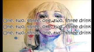 Sia Chandelier (Piano Version) Lyrics