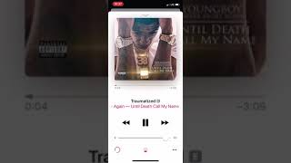 NBA Youngboy ft Lil Baby - Traumatized