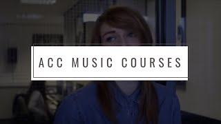 Creative Media Course - Access to Music