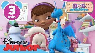 Doc McStuffins | The Cute Kitty | Disney Junior UK