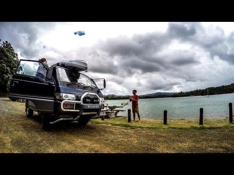 À la découverte de nouveaux fonds - Chasse sous marine NZ - Ep1