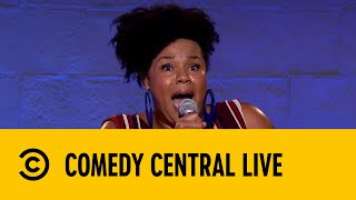 Desiree Burch On Facebook Group Spam | Comedy Central Live