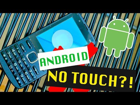 Android Without Touch? - Ino Basic 4G II Review