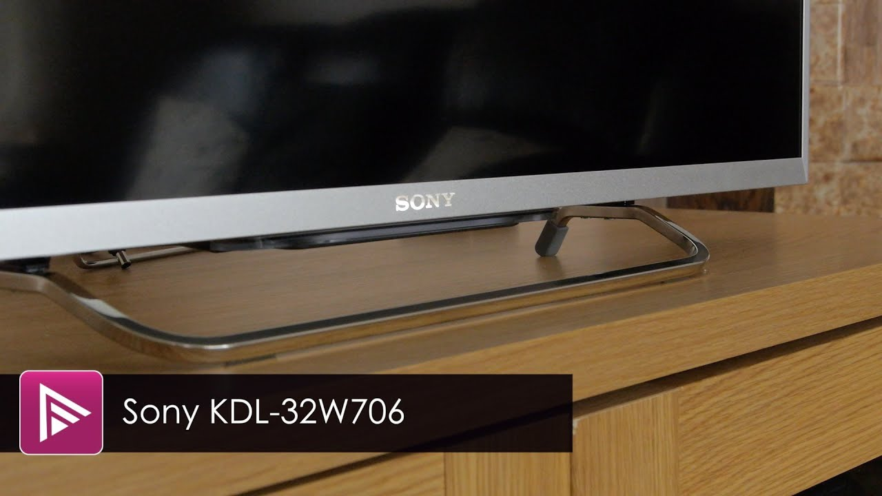 Sony KDL-32W706B (W706) TV Review | AVForums