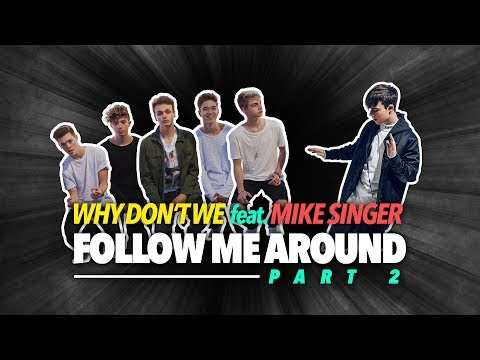 Why Don't We – First visit to Germany (Pt.2)