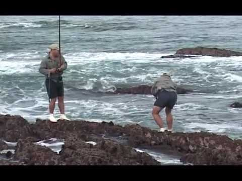 Fishing in Port Elizabeth