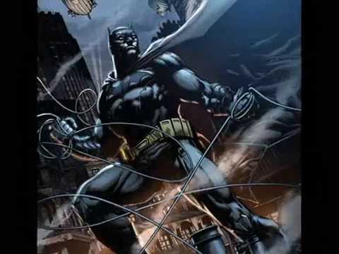 Batman New 52 Tribute