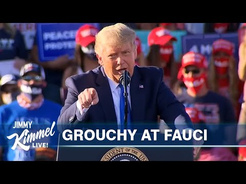 Trump Attacks Fauci As COVID Cases Spike