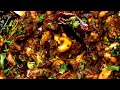 recipes in tamil How to make Spicy Chettinad Chicken Chukka - Red Pix Good life