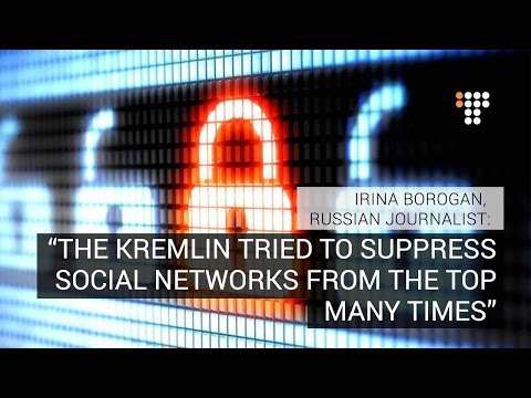 Kremlin Unable to Control Social Networks – Russian Journalist