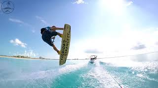 Wakeboarding in Turks & Caicos - Wake to Wake Watersports