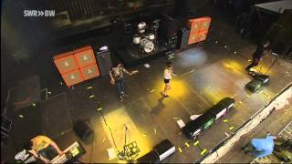 Jennifer Rostock - Du willst mir an die Wäsche @ Southside Festival 2010 (LIVE)