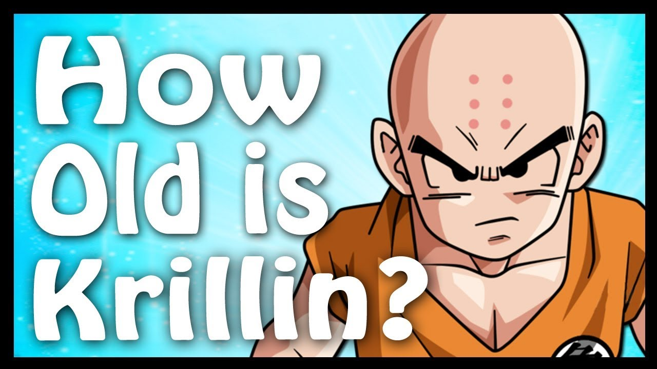 How Old Is Krillin Calculated And Explained Dragon Ball Code