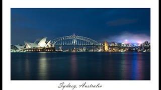 Australia, Attractions Of Sydney / Австралия, Достопримечательности Сиднея(Australia, Attractions Of Sydney / Австралия, Достопримечательности Сиднея 1) Сиднейский оперный театр (Sydney Opera House). 2) Австр..., 2016-12-04T23:47:25.000Z)