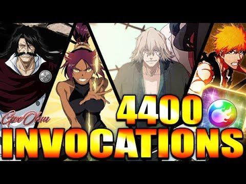 "🔴LIVE BLEACH BRAVE SOULS : [4400 ORBES] INVOCATIONS TYBW VAGUE 4 ""FUTURS"""