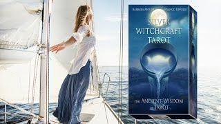 Тест Драйв Серебряное Колдовское Таро / Test Drive My New Deck Silver Witchcraft Tarot