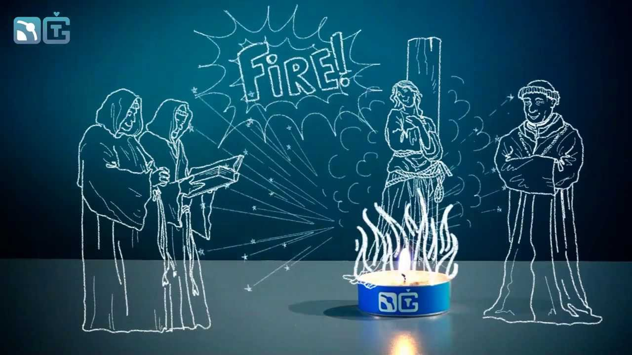 GTVscience   Fire
