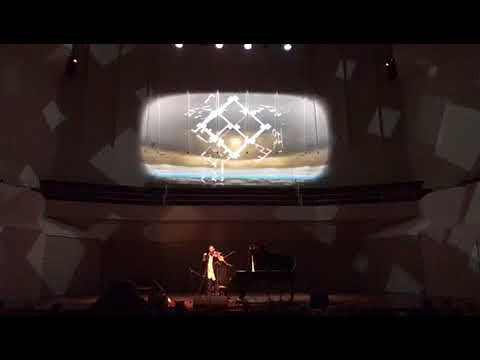 Abraham Brody clip 'Mother' live in Great Amber Hall, Latvia