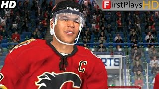NHL 08 - PC Gameplay