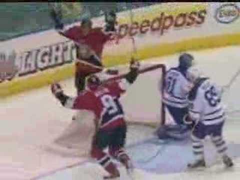 Maple Leafs vs Senators - 2002 Playoffs Game #5