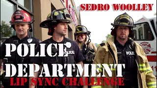 Sedro Woolley Police Department - Lip Sync Challenge