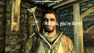 20 fun things to do in Skyrim