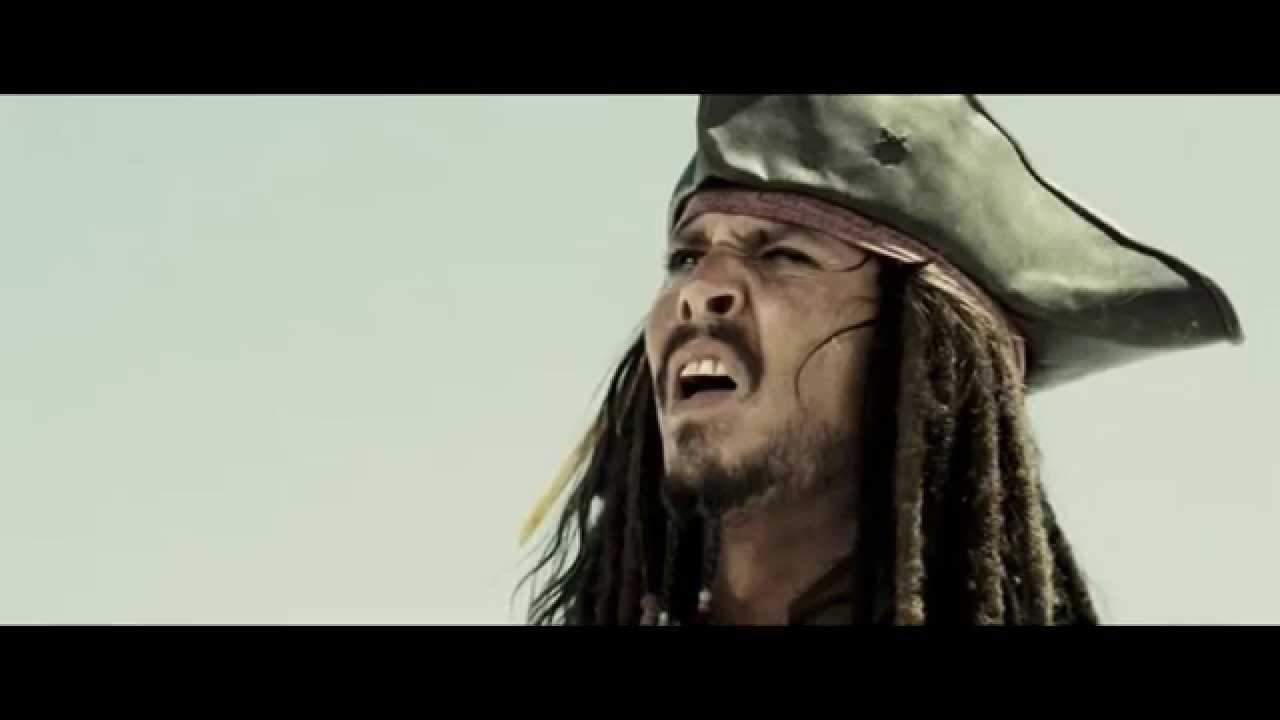 Captain Jack Sparrow Running
