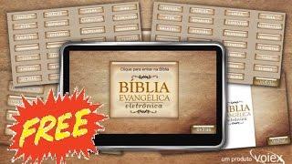 Biblia Eletronica 3.7.5 - Download completo