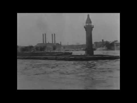 Panorama Of Blackwell's Island, N.y. (1903)
