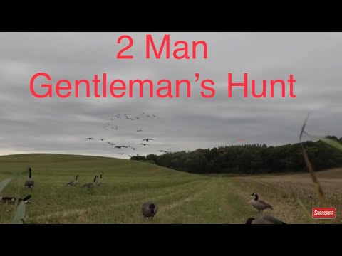 Minnesota Early Goose- 2 Man Army