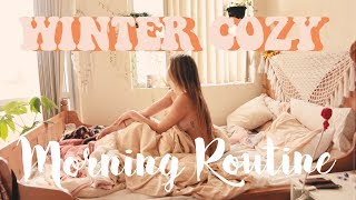 Newly created Roomtour video from Freya Haley: COZY WINTER MORNING ROUTINE || FREYAHALEY