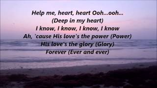 "The Commodores -  ""Jesus Is Love"" (w/lyrics)"