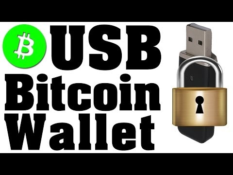 [HOW TO]- Store Bitcoin On USB Stick - Guide