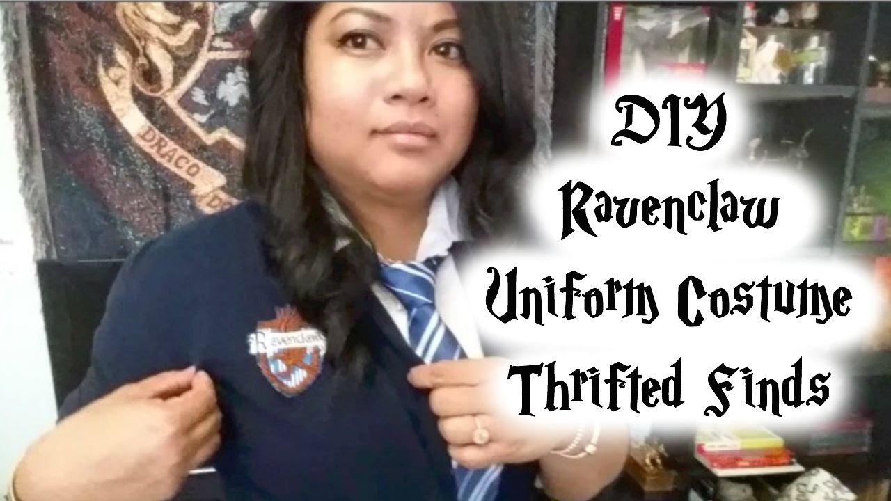 Harry Potter Halloween Costumes Diy