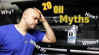 20 Oil Myths