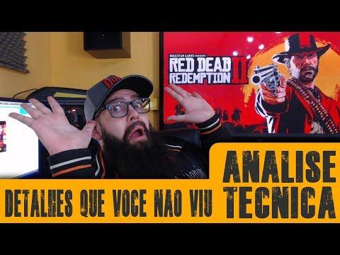 Red Dead Redemption 2 - Detalhes que você não viu!!