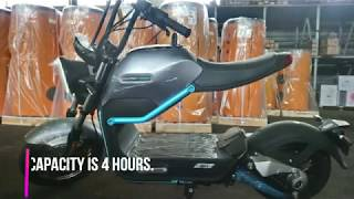 Sunra Miku Max | Electric Scooters | 2018 - #REVIEWS