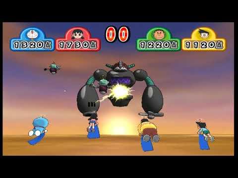High-class Battles With Doraemon,nobita Doraemon Wii Gameドラえもん