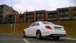 Mercedes S 500 W222