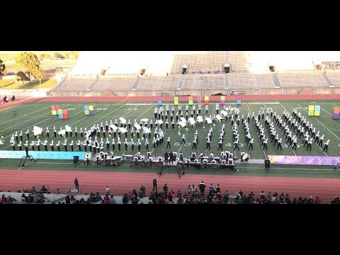 Permian Band 2017 UIL show