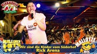 Wir sind die Kinder vom Süderhof, Rick Arena