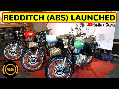 Royal Enfield Classic REDDITCH (ABS) - LAUNCHED