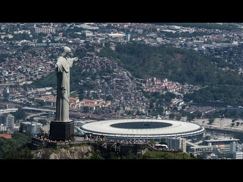 2014 FIFA World Cup Song - The World Is Ours - David Correy ft. Monobloco (Music Video)