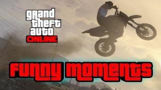 GTA 5 Funny Moments with ItsVouk | By ItsMarcy