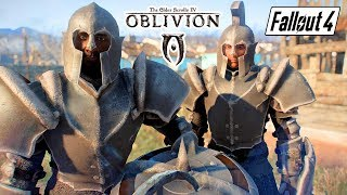 Fallout 4 - Oblivion Guard Armor by m