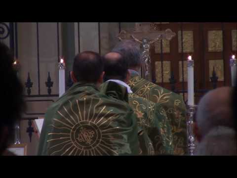 Consecration of the Blessed Sacrament