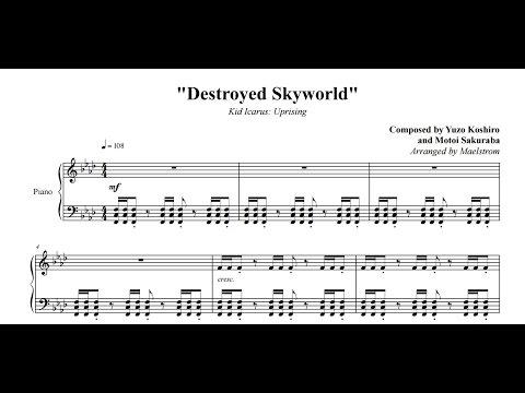 [Arrangement] Kid Icarus: Uprising - Destroyed Skyworld