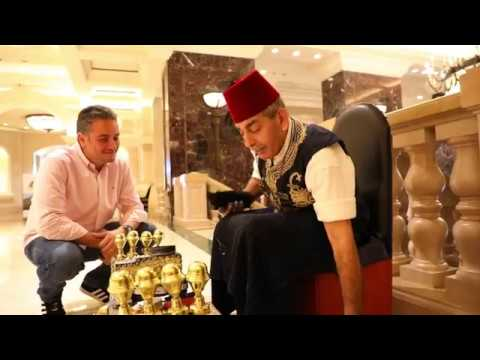 Spending the Weekend at Hotel Phoenicia Beirut