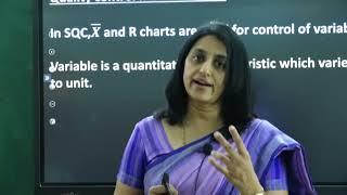 II PUC | STATISTICS | STATISTICAL QUALITY CONTROL -  02